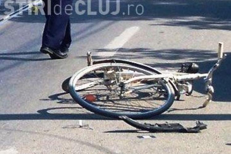 Biciclist rănit grav în Florești. Ce s-a întâmplat din cauza lipsei pistei de bicicliști pe DN 1