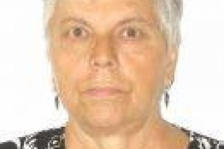 Clujeancă de 70 de ani, dispărută de câteva zile. Ați văzut-o? FOTO
