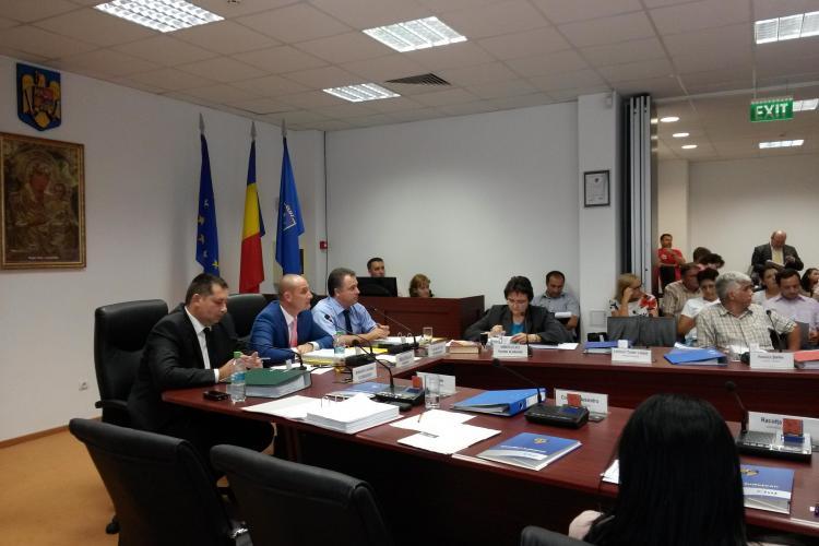 Seplecan nu a reușit să desființeze RAADPP. PNL Cluj a obținut o primă VICTORIE
