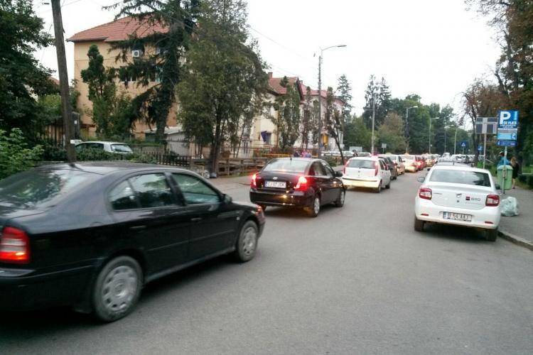 """Clujul sub asediul meciului """"U"""" Cluj-Steaua și a concertului Eros Ramazzoti FOTO"""