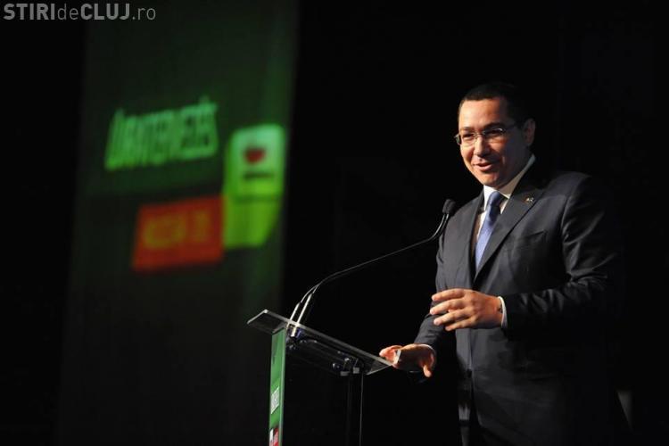Moțiunea de cenzură a picat. Victor Ponta rămâne premier