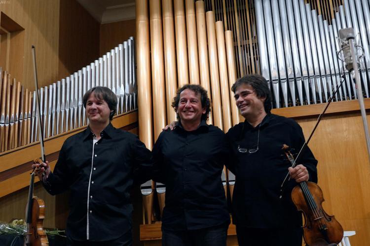 Duelul Viorilor, Stradivarius vs Guarneri, are loc la Cluj-Napoca în 1 octombrie