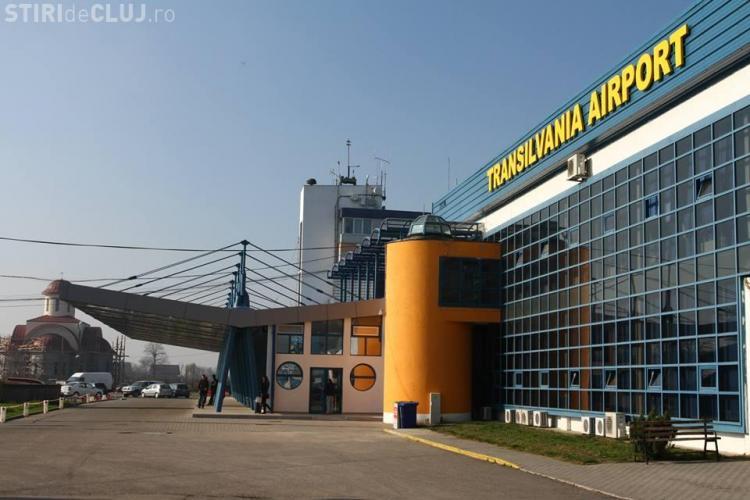 Aeroportul Târgu Mureș se închide și zborurile sunt direcționate la Cluj-Napoca