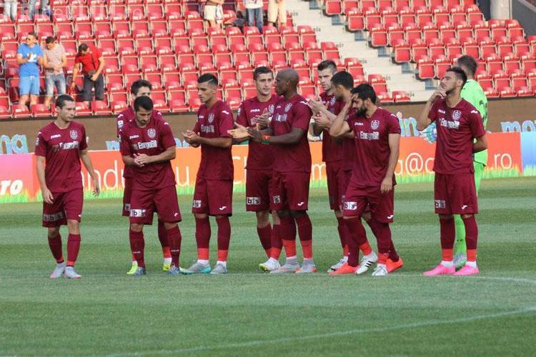 CFR Cluj s-a calificat în optimile Cupei României. Victorie în prelungiri cu o echipă din liga a doua