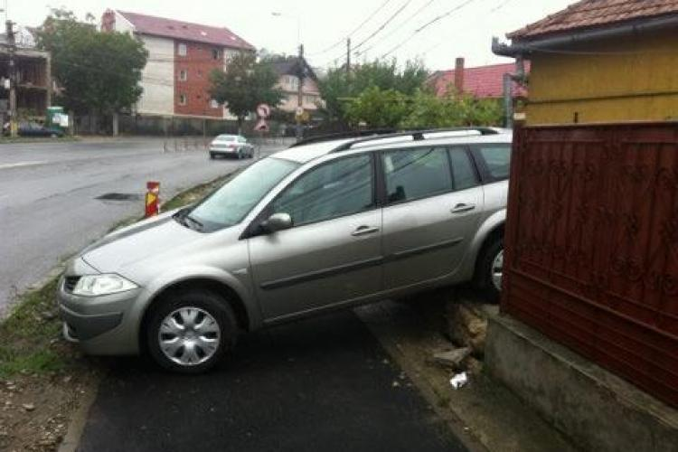 Accident GRAV pe varianta Zorilor - Mănăștur - FOTO