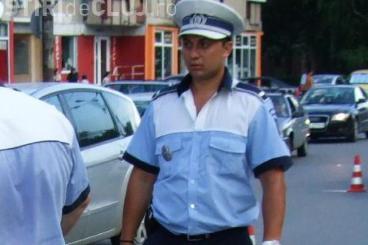 Accidentul mortal de la Gilău, produs de un polițist. Logodnica i-a murit. DRAMA nu se termină aici