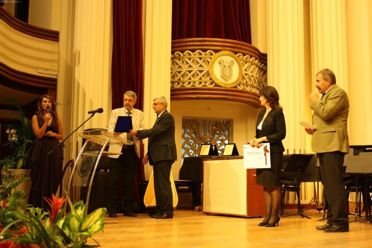 Care sunt cele mai bune LICEE din Cluj premiate la Gala Excelenţei Clujene 2015  - FOTO