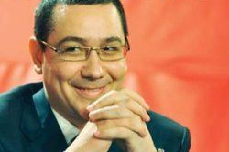 Prima reacție a lui Ponta după respingerea moțiunii de cenzură