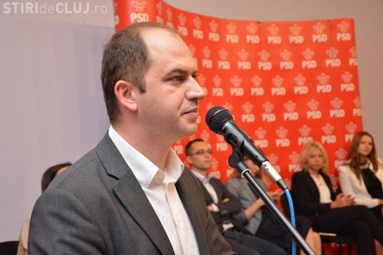 Avocatul Vladimir Mătușan este noul șef al TSD Cluj! Fusese acuzat că a falsificat contractul unui client