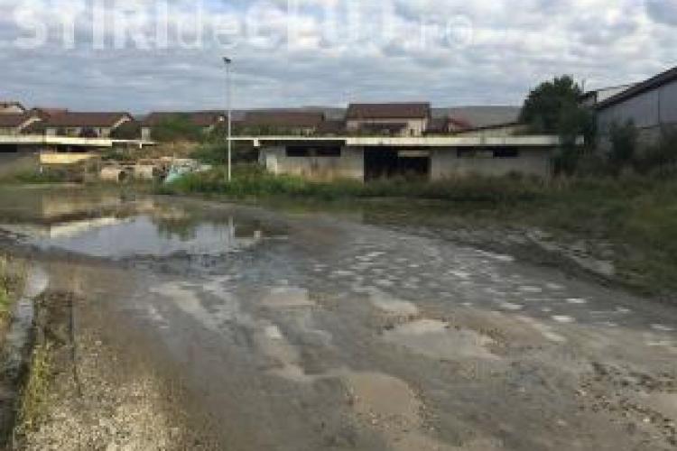 DSP Cluj susține că în Florești canalizarea e o bombă sanitară