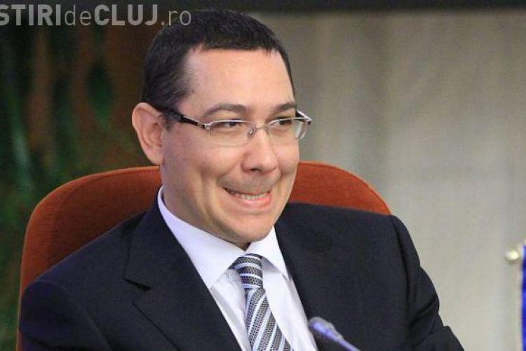"""Victor Ponta sustine că """"România, solidară cu UE, dar nu putem primi decât 1500 de refugiaţi"""""""