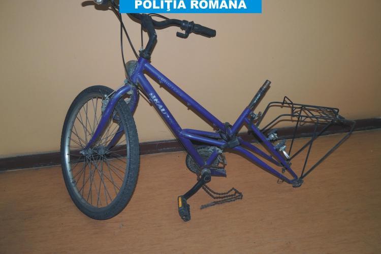 Poliția Cluj a recuperat o serie de biciclete furate - FOTO
