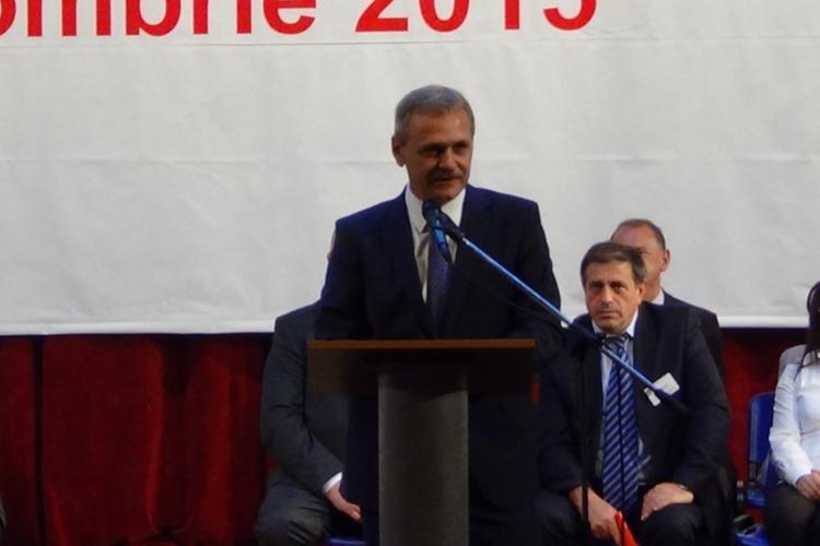 Președintele PSD, Liviu Dragnea, explică eșecul PSD de la Cluj. Bucureștiul l-a trădat pe Ioan Rus la alegerile în 2004 - VIDEO