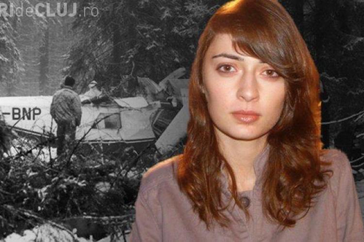 Ce spune familia Aurei Ion despre raportul accidentului aviatic din Apuseni
