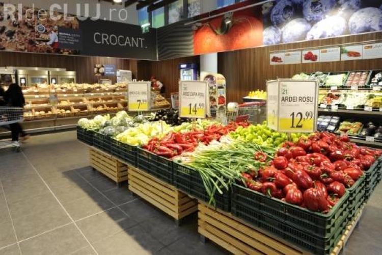 Senatul a aprobat: Peste jumătate din carnea, legumele şi fructele din supermarket trebuie să fie româneşti