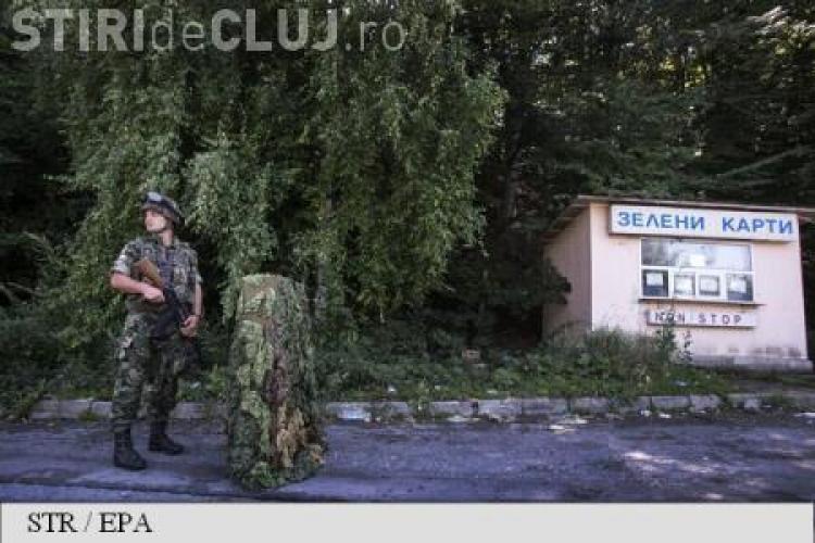 Imigrant afgan, împușcat mortal la graniță în Bulgaria