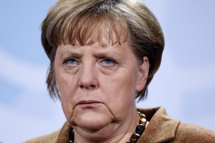 Angela Merkel ne critică pentru că ne opunem cotelor obligatorii pentru refugiaţi