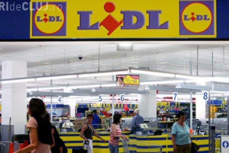 Ce salariu are la LIDL un şef de magazin