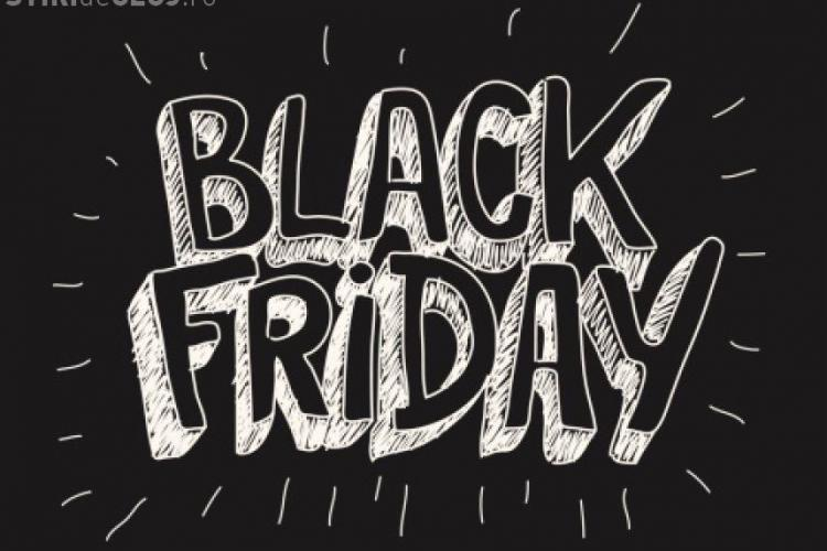 Când are loc Black Friday 2015 în România