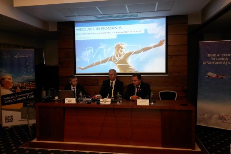 Noutate ABSOLUTĂ la Aeroportul Cluj. Apar patru noi curse și un nou avion