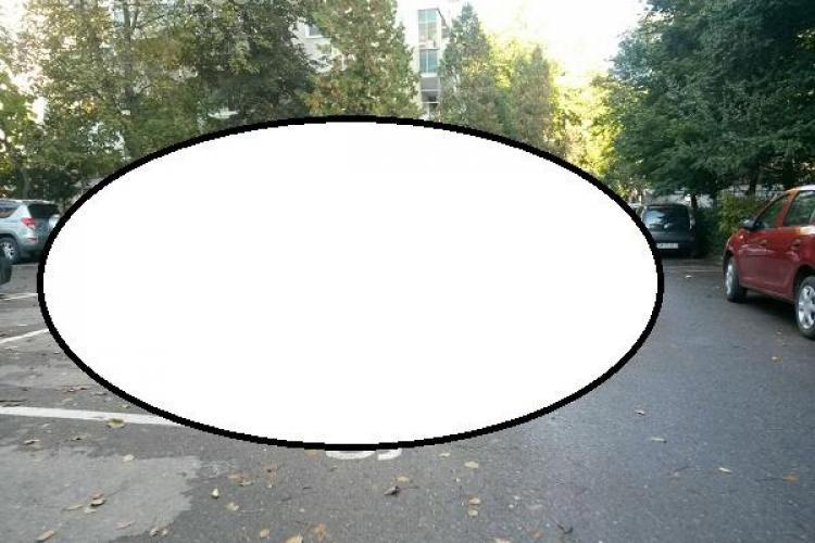 Ce pățești dacă parchezi cu nesimțire la Cluj? Ți se vandalizează mașina FOTO