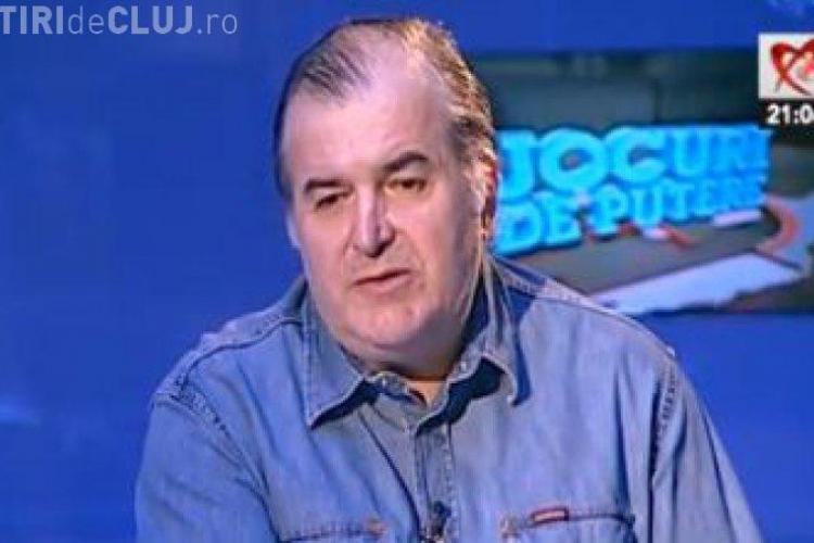 """Ce replică a avut Florin Călinescu când Pavel Bartoş i-a spus """"măi"""" la Romanii au talent"""