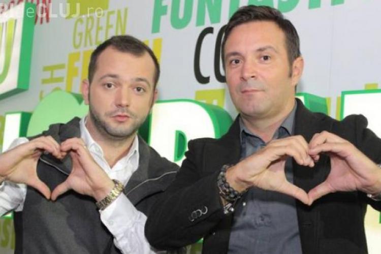 """Pentru ce """"înjurătură"""" i-a amendat CNA pe Mihai Morar şi Daniel Buzdugan"""