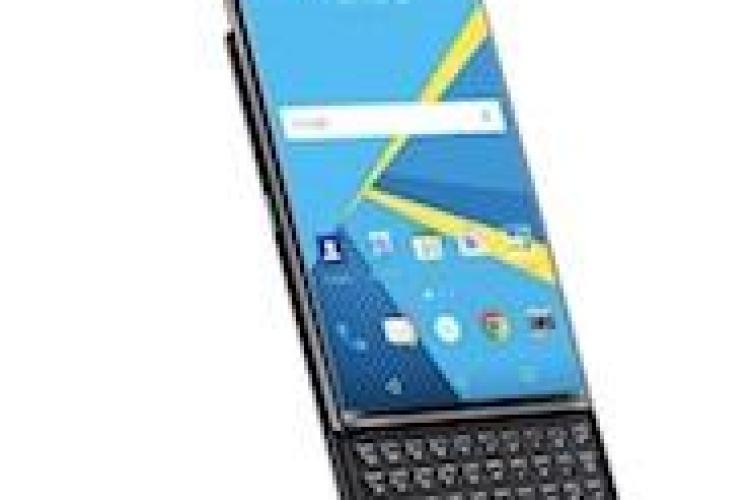 Au apărut imaginile cu primul BlackBerry cu Android. Vezi cum arată VIDEO