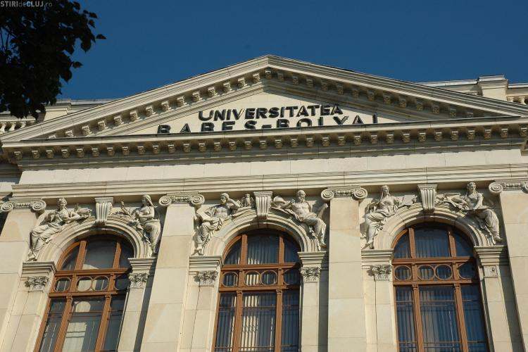 UBB Cluj este cea mai bună Universitate din România. VEZI TOPUL