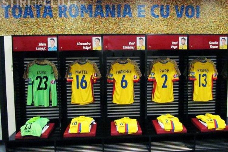 Iordănescu a anunțat lotul României pentru meciul cu Feroe