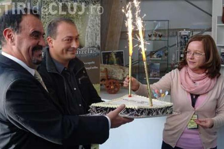RECORD la Salina Turda. Cine e turistul cu numărul 500.000 din acest an