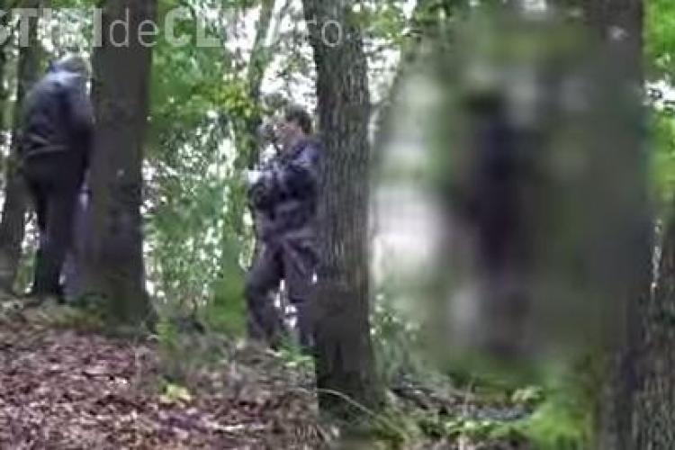 Descoperire macabră în pădure! O clujeancă care și-a pus capăt zilelor a fost găsită de rudele terifiate VIDEO
