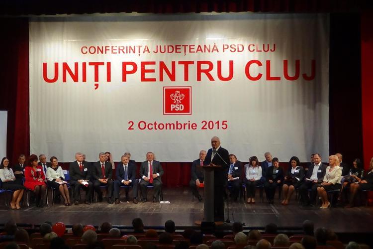 Dragnea a spus la Cluj cine va fi noul preşedinte executiv al PSD