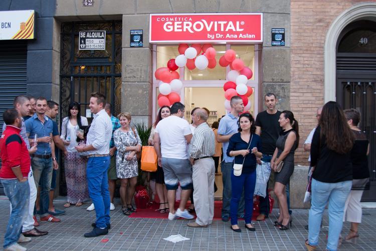 Clujenii de la Farmec au inaugurat primul lor magazin de brand din Spania, la Barcelona (P)