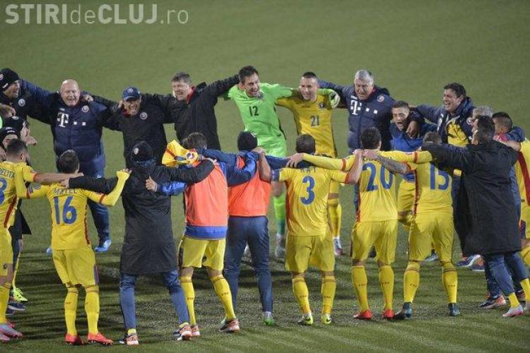 Cum s-au bucurat tricolorii după calificarea la EURO 2016 și câte milioane de euro primesc