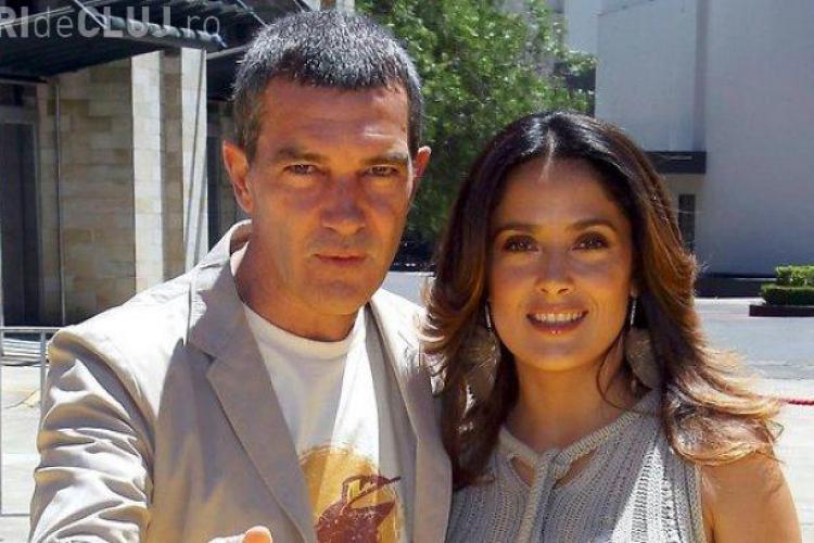 Sylvester Stallone, Antonio Banderas şi Salma Hayek promovează Bulgaria - VIDEO