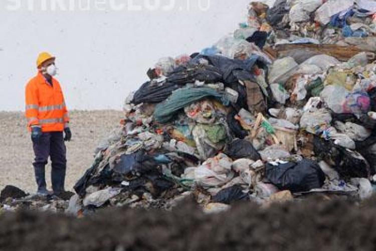 Dezbatere: Ar trebui ca tot județul să fie lăsat să depoziteze deșeuri la rampa municipiului Cluj-Napoca