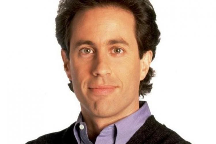 Jerry Seinfeld e cel mai bine plătit comediant din lume. Câte milioane primește pentru celebrul serial pe care l-a creat acum 26 ani