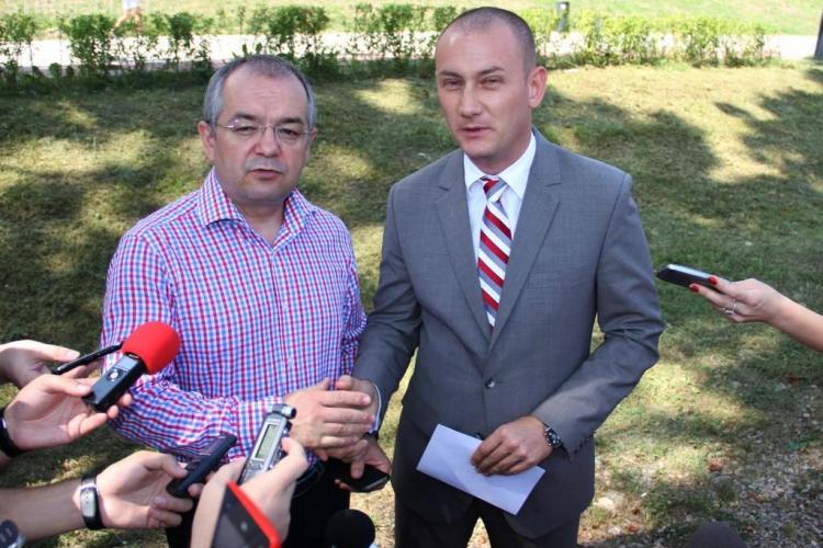 """Seplecan: """"Eu voi fi la anul primarul Clujului"""". Cum vrea să îl bată pe Emil Boc"""
