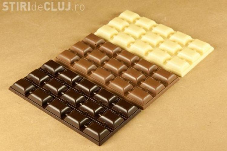 Care SUNT cele mai NOCIVE mărci de ciocolată din România