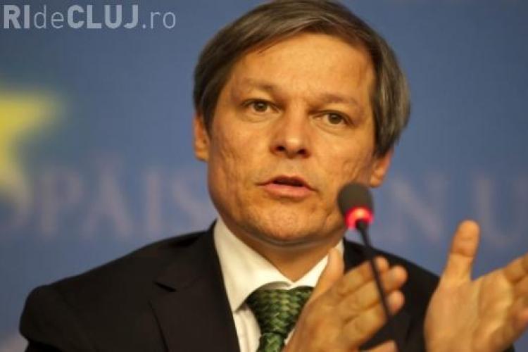 Dacian Cioloș, fost student al USAMV Cluj, a primit titlul de PHC
