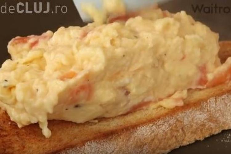 Cum să pregătești cea mai bună omletă! Bucătarii celebri vă arată - VIDEO