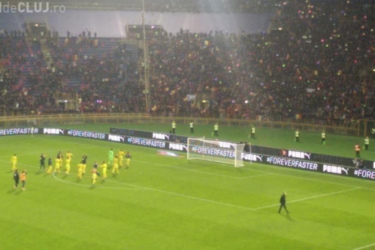 ITALIA-ROMÂNIA 2-2. REZUMAT VIDEO GOLURI
