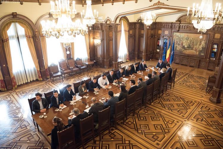 Ce a cerut societatea civilă la discuțiile lui Iohannis. Președintele le-a spus să se apuce de politică