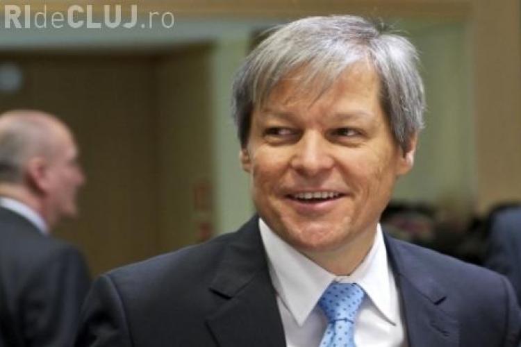Guvernul DACIAN CIOLOŞ a trecut și va porni la treabă. Băsescu a lansat acuzații