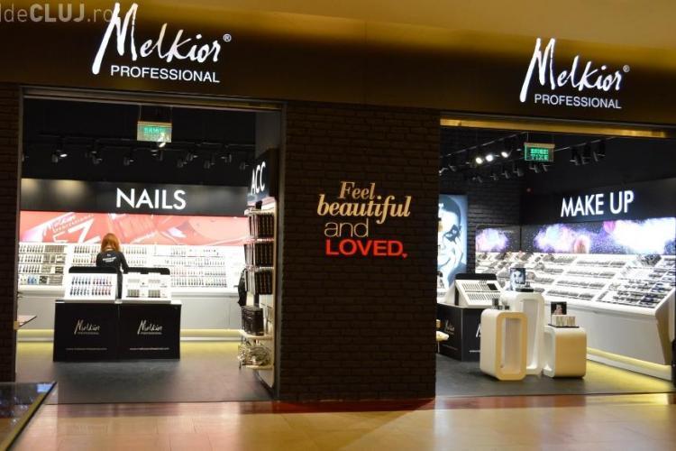 Celebrul brand de cosmetice Melkior a deschis primul magazin din regiune la Iulius Mall Cluj (P)