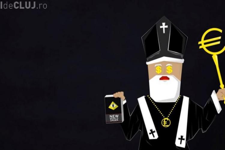 Un clujean a scris un cântec de PROTEST după cazul #Colectiv: Daniele, arhiepiscop, patriarh, de la cap se-mpute pestele - VIDEO