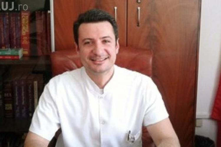 Clujeanul Patriciu Achimaş a primit avizul pentru a fi Ministrul Sănătății