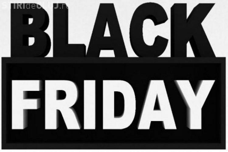 Black Friday 2015 - Lista provizorie cu magazinele online care au reduceri
