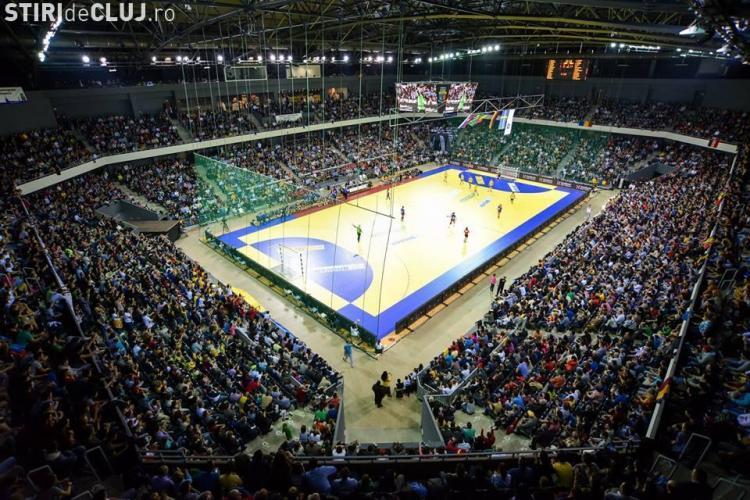 Campionatul European de baschet masculin 2017, în Sala Polivalentă din Cluj
